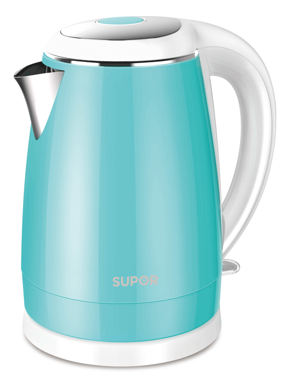 Safety touch kettle Supor SWF17S18BVN