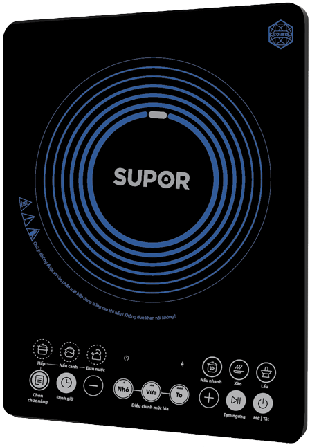 Induction HOB Easy Cooking Supor C21-SDHCB36VN
