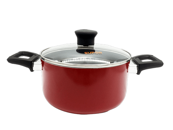 Ruby IH Pot two handles supor H18202-T20