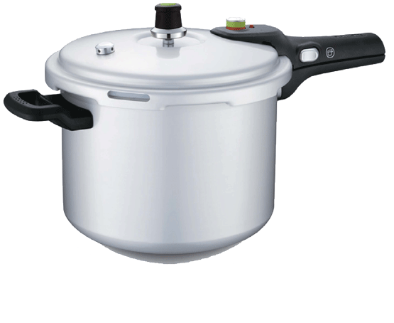 Safety IH Soft-anodized Pressure Cooker supor YH18N1IH