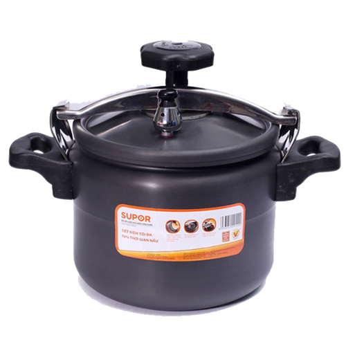 Ever Hard-anodized Pressure Cooker supor YGH22