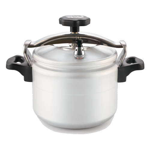 Soft-anodized Pressure Cooker