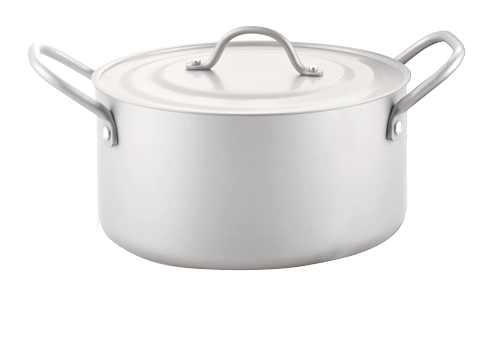 Healthy Soft-anodized Pot