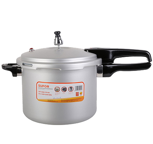 SAFETY SOFT-ANODIZED PRESSURE COOKER supor YL183F5